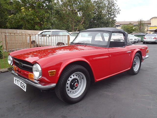 1970 Triumph TR6 for sale