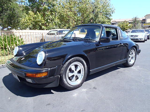 1987 Porsche Carrera for sale