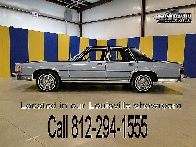 1985 Mercury Grand Marquis for sale