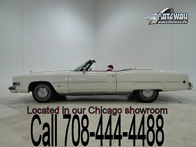 1973 Cadillac Eldorado for sale