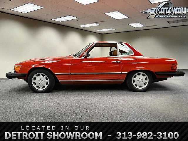 1982 Mercedes 380SL for sale