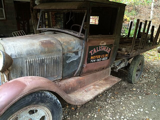 1929 ford model aa truck parts