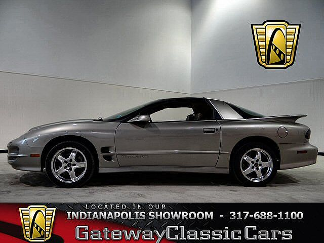 2001 Pontiac Firebird for sale