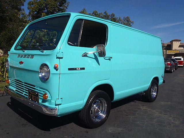 1966 Chevrolet G10 Van For Sale Thousand Oaks California