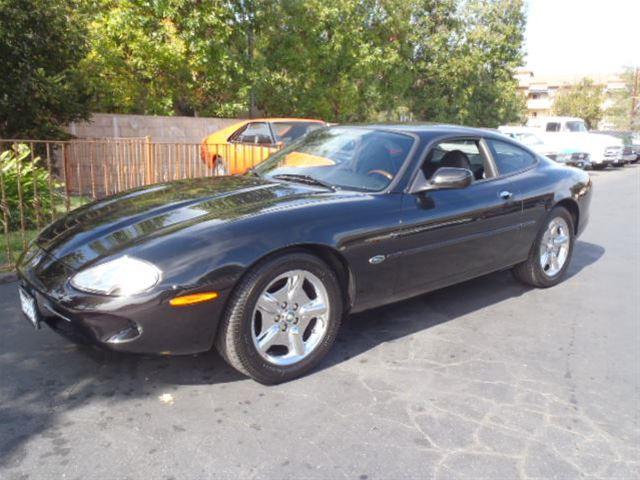 1999 jaguar xk8 for sale thousand oaks california. Black Bedroom Furniture Sets. Home Design Ideas