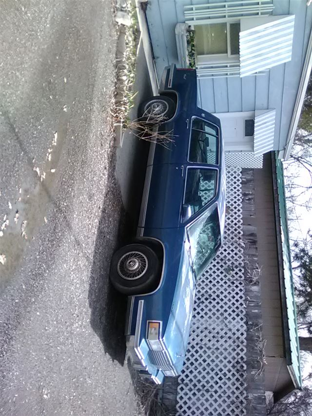 1988 Cadillac Deville for sale