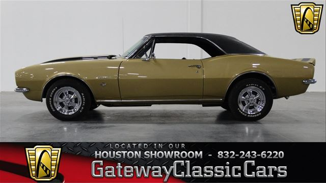 1967 Chevrolet Camaro For Sale Houston Texas