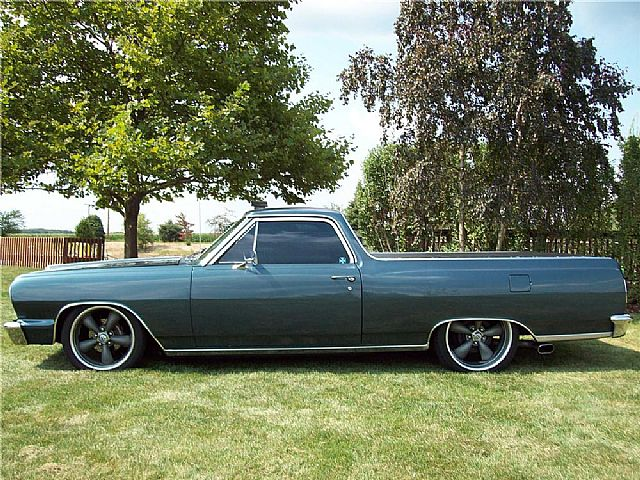 1964 Chevrolet El Camino For Sale Langley British Columbia