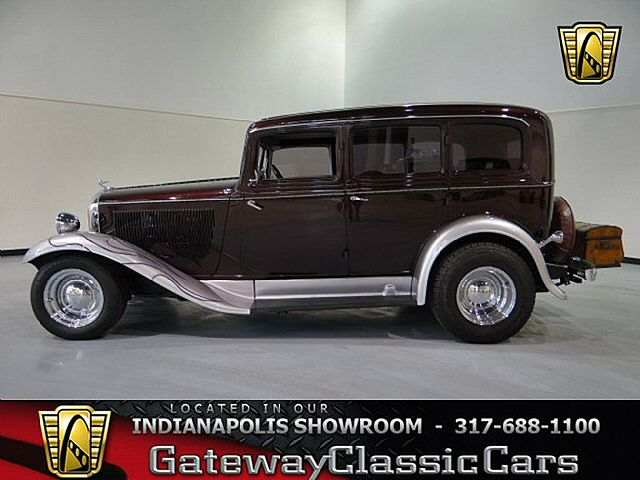 1932 Plymouth 4 Door for sale