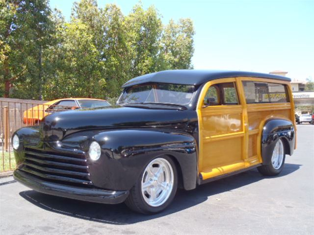 1947 Ford Woodie