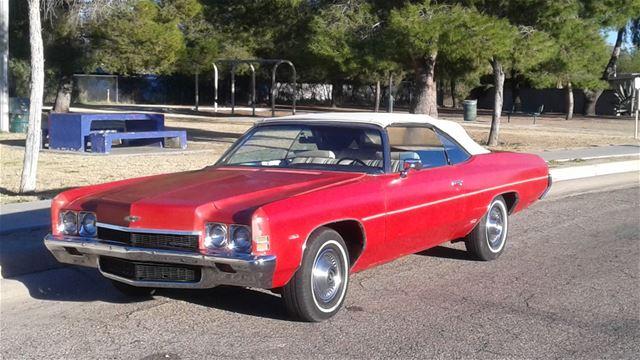 1972 chevrolet impala for sale tucson arizona. Black Bedroom Furniture Sets. Home Design Ideas