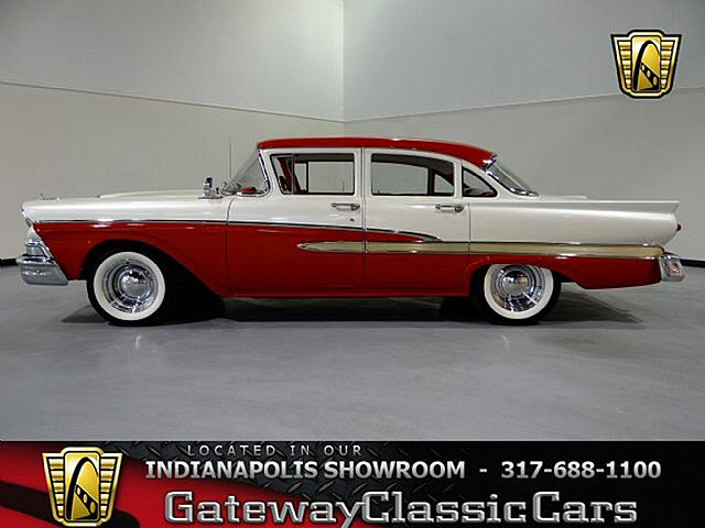 1958 Ford Custom for sale