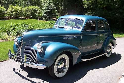 1940 Pontiac Special for sale