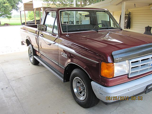 1991 Ford F150 for sale