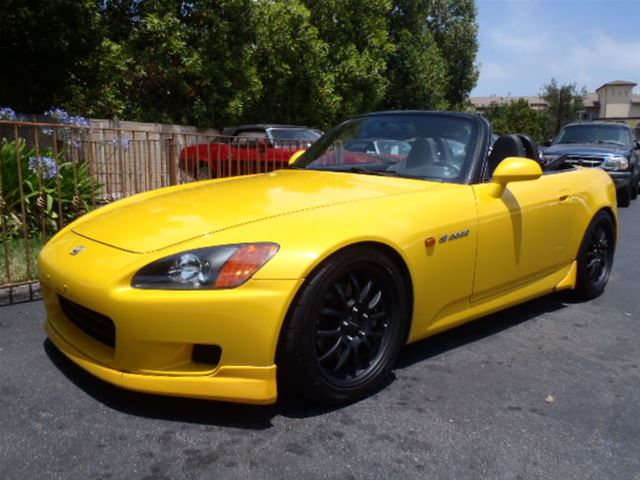 2001 honda s2000 for sale thousand oaks california. Black Bedroom Furniture Sets. Home Design Ideas