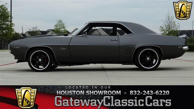 1969 Chevrolet Camaro For Sale Houston Texas
