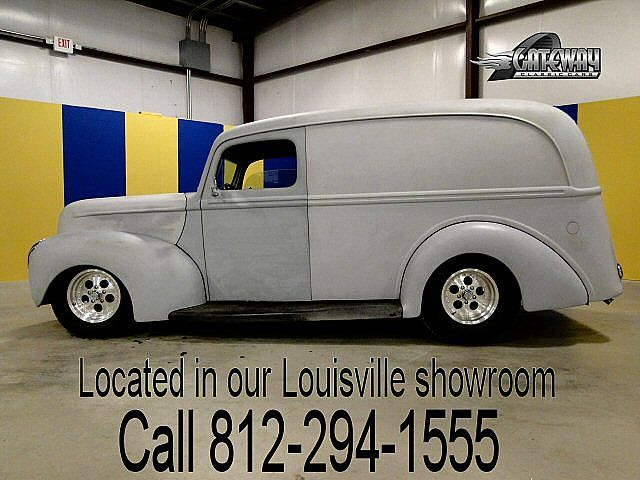 1940 Ford Delivery Sedan for sale