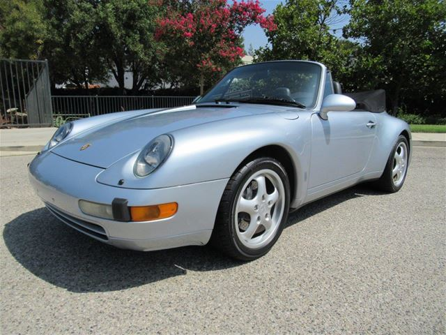 1996 Porsche Carrera for sale