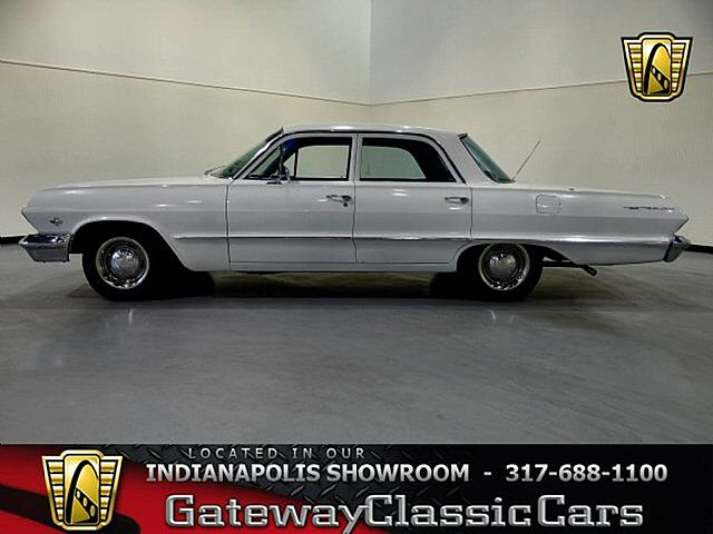 1963 Chevrolet Bel Air for sale