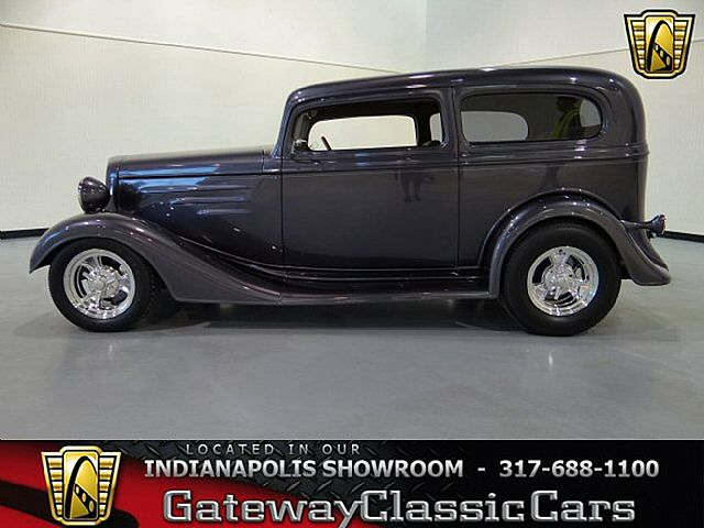 1934 Chevrolet 2 Door Sedan for sale