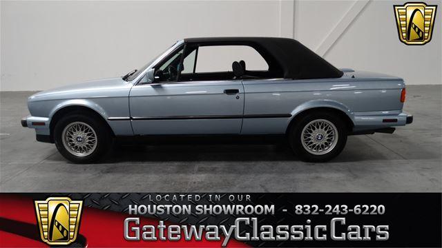 1990 Bmw 325ic For Sale Houston Texas