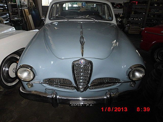 1955 Alfa Romeo 1900 for sale