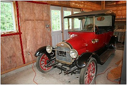 1916 Buick McLaughlin for sale
