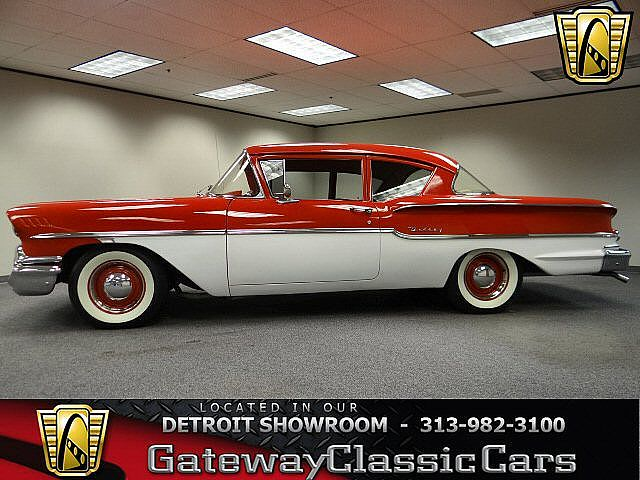 1958 Chevrolet Del Ray for sale