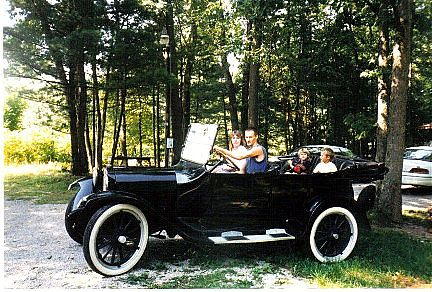 1920 Dodge Touring for sale