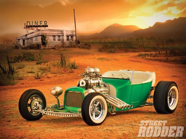 1924 Ford T Roadster