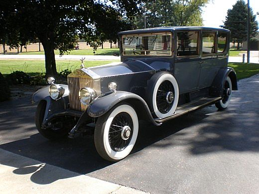 1928 Rolls Royce Phantom