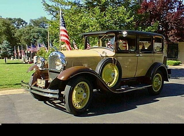 1928 Studebaker Dictator for sale