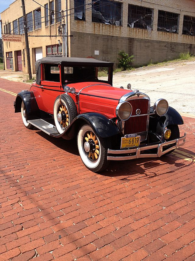 1929 Hudson Super Six for sale