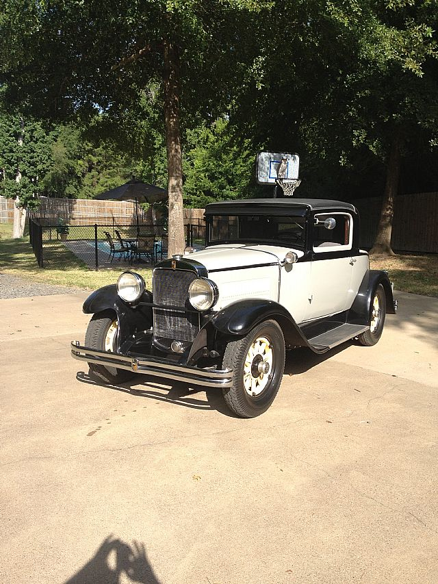 1929 Nash 430 for sale