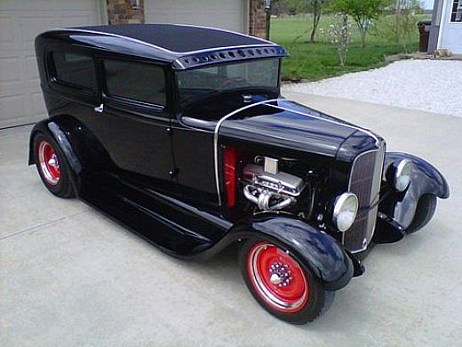 1931 Ford Tudor for sale