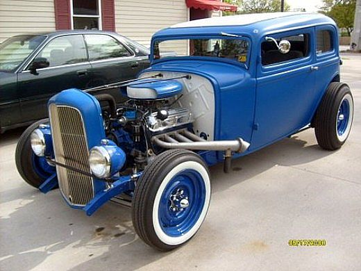 1932 Ford Victoria for sale