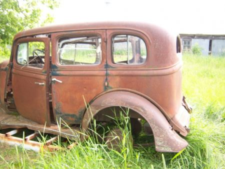 1933 Pontiac 4 Door for sale