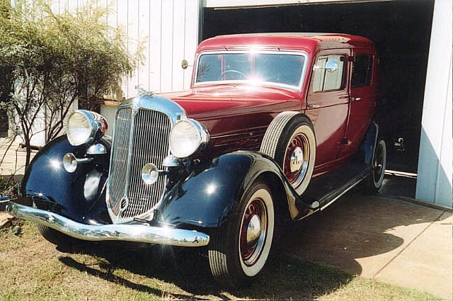 1934 Chrysler CB for sale