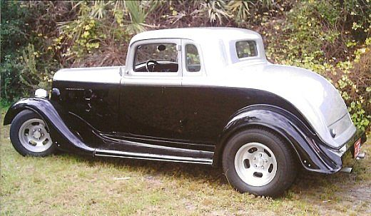 1934 Dodge Coupe for sale