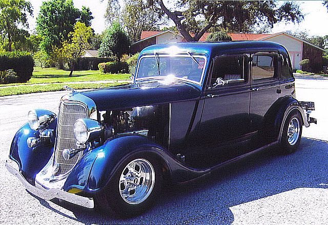 1934 Dodge Brougham for sale