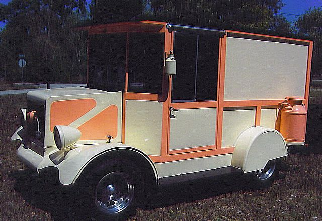1934 Ford Milk Truck for sale