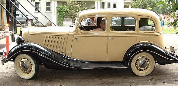 1934 Hudson Terraplane for sale