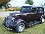 1934 Plymouth 2 Door