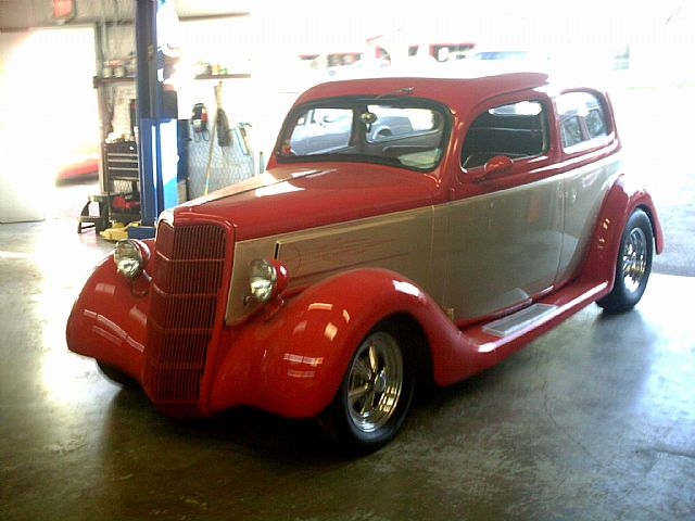 1935 Ford Coupe for sale