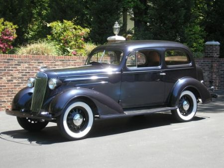 1936 Chevrolet 2 Door for sale