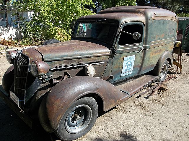 1936 Dodge Panel Truck for sale