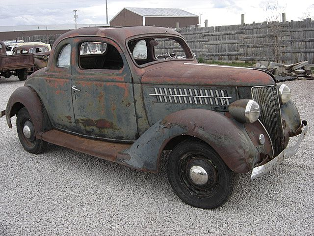 1936 Ford Coupe for Sale Craigslist
