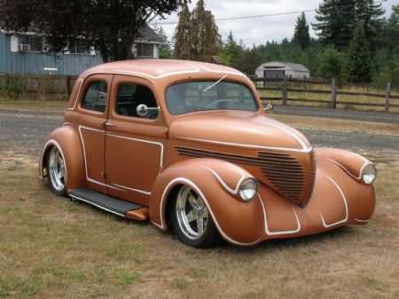 1937 Willys Sedan for sale