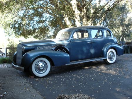 1937 Cadillac Series 60 for sale