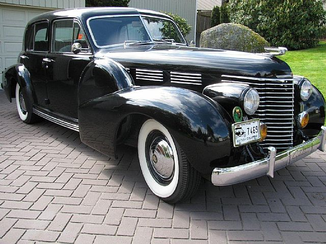 1938 Cadillac 60 for sale